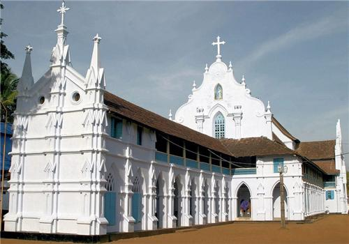 St. Mary's Forane Church in Alappuzha