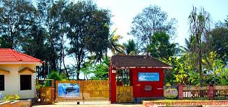 Viajaya Park in Alappuzha