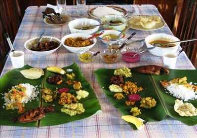 Food culture in Alappuzha
