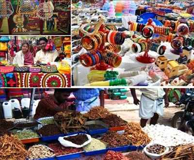 Shopping Places in Alleppey