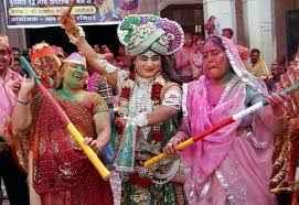 Holi Festival Celebrated in Aligarh