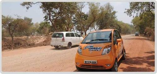 Allahabad Agra road