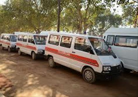 Air Medical Services Allahabad