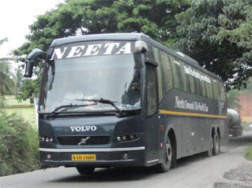 Allahabad to Varanasi by bus