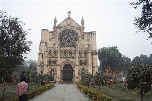 list of Churches in Allahabad