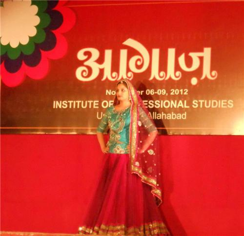 Fashion house in Allahbad