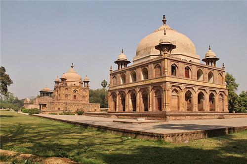 Famous Parks in Allahabad