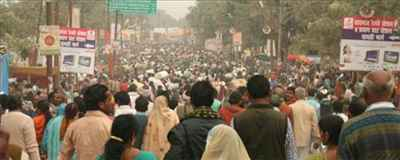 people in Allahabad