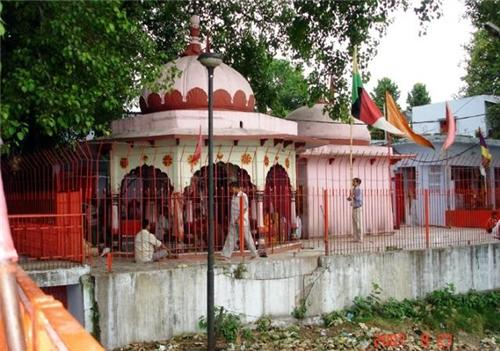 Mankameshwar Temple, Allahabad