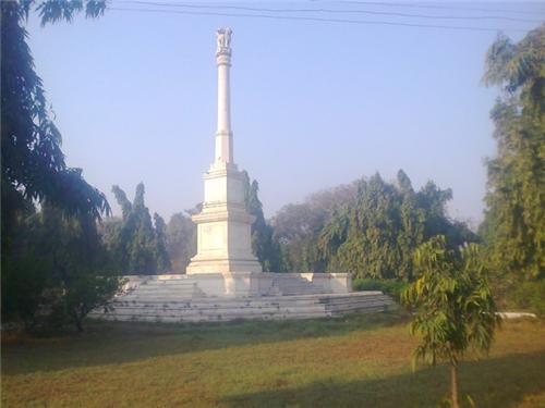 Minto Park Allahabad Contact