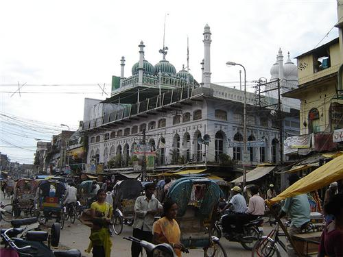 List of all Mosques in Allahabad