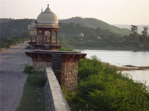 Jai Samand Lake Alwar