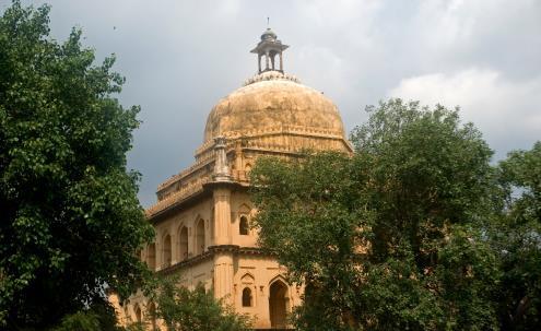 Tomb of Fateh Jung Alwar