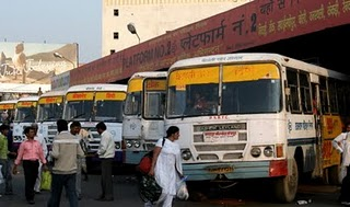 Bus services in Alwar