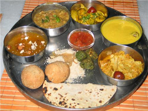 Food and culture in Alwar