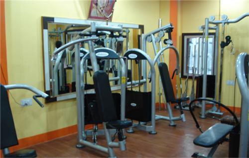 Health clubs in Alwar
