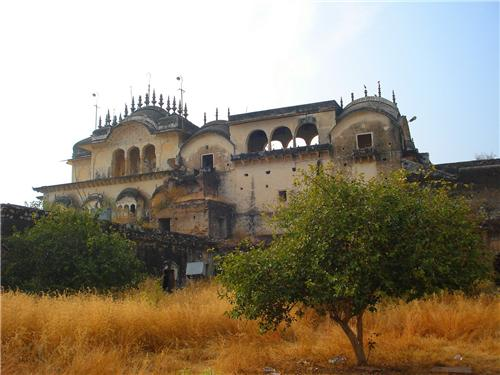Tourism in Alwar