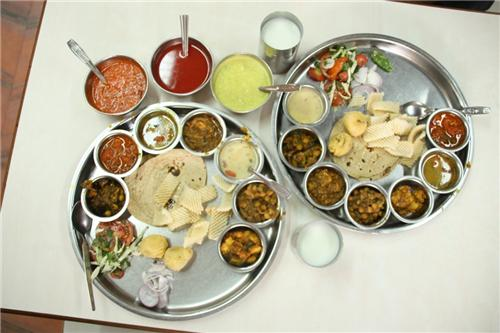 Food in Amreli