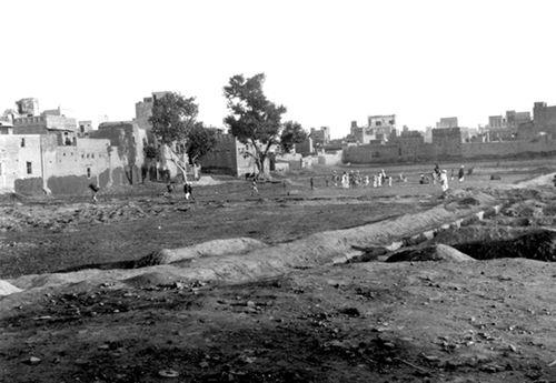 Jallanwala Bagh in 1919