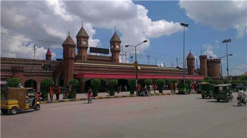 Lahore Railway Station