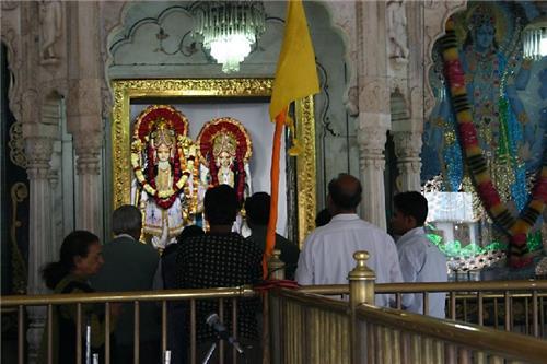 Lakshmi Narayan in Main Temple