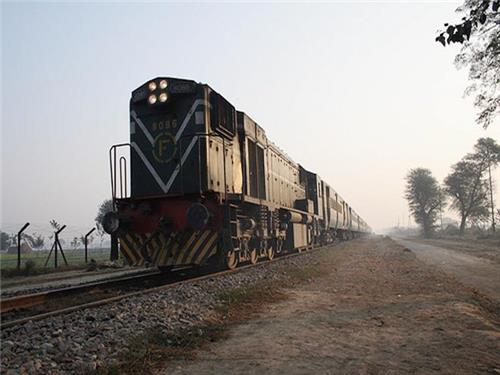 14001 - The Samjhauta Express