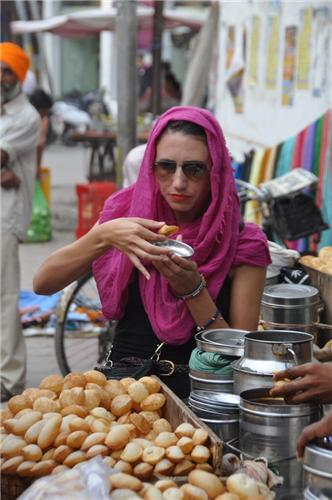 Street Snacks of Amritsar