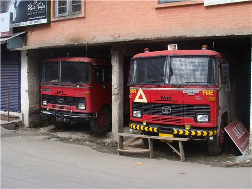 Fire Brigade Stations at Anand