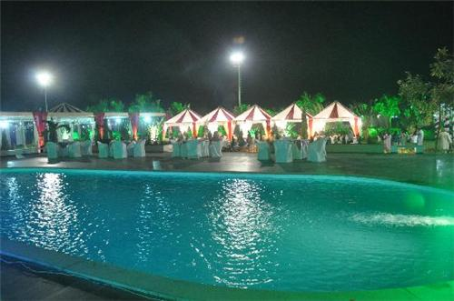 Recreational Facilities at Neejanand Resort in Anand