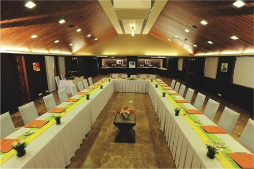 Business and Conference Facilities at Neejanand Resort in Anand