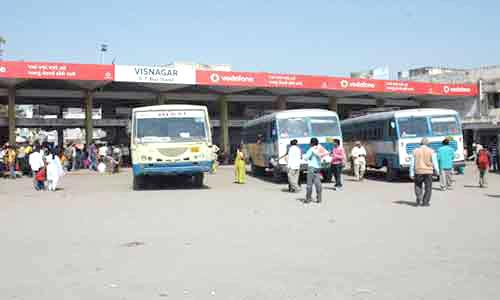 Gujarat Government Transport Facilities at Anand City