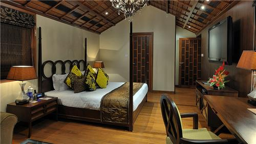Excellent Suites at Madhubhan Resort and Spa in Anand
