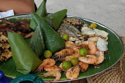 Food of Andamans