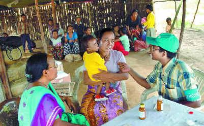 Health Care Services in Car Nicobar