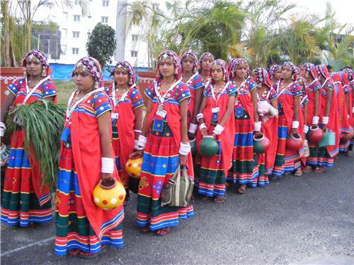 Andhra Pradesh Costumes