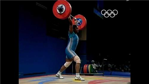 Weightlifting in Andhra Pradesh