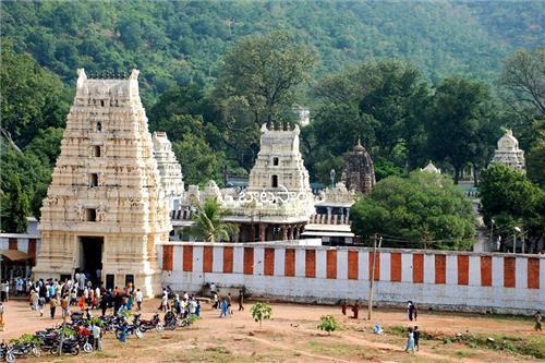 Religious Spots in ANdhra Pradesh