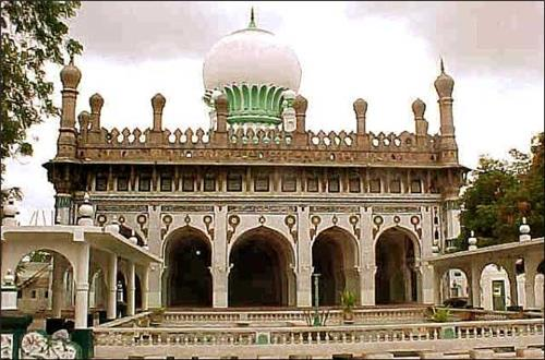 Mosques in Andhra Pradesh