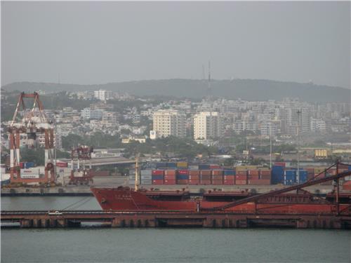 Seaports in Andhra Pradesh