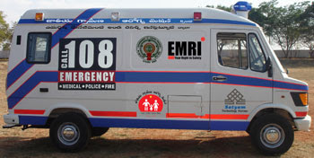Emergency Services in Andhra Pradesh