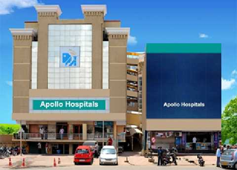 Hospitals in Andhra Pradesh