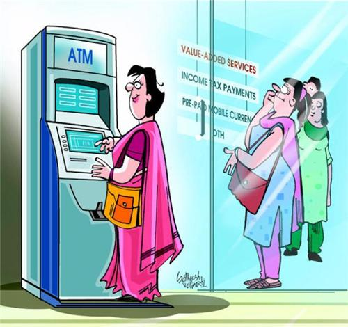 ATMs in Chittoor