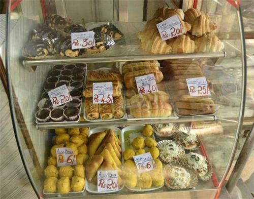 Bakeries in Chittoor