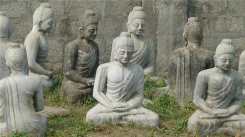 Buddhist Statue amaravati