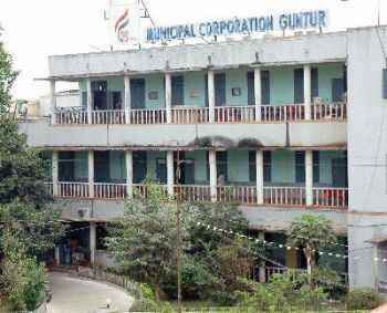 Administration in Guntur