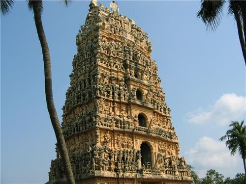 Religious places in kakinada