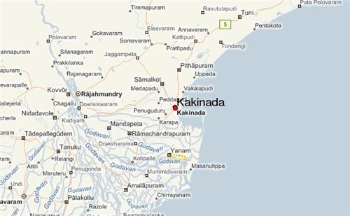 About Kakinada