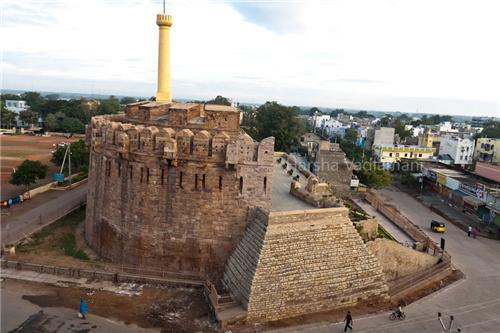 Tourist Attractions of Kurnool