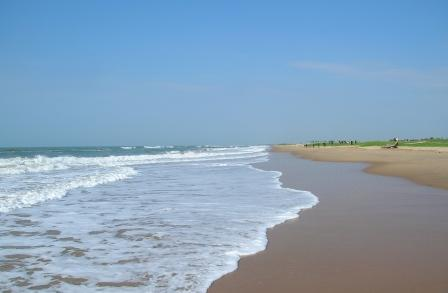 Beaches in Machilipatnam