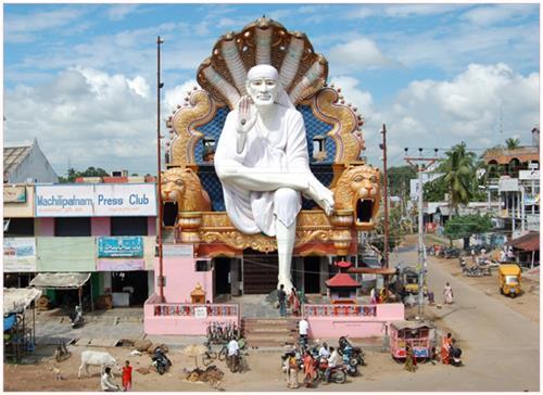 Temples in Machilipatnam